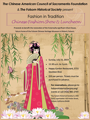 Fashion in Tradition 2019 | CACS Foundation